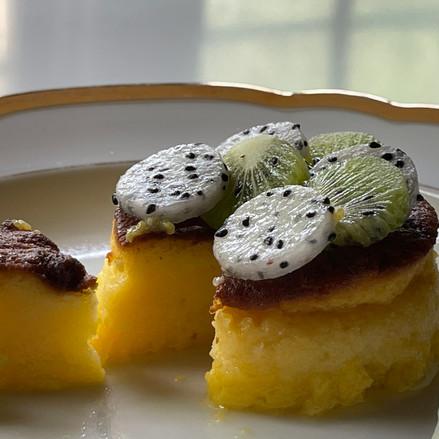 Classic Recipe for Lemon Pudding Cakes