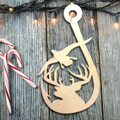 """20"""" Deer Hook"""