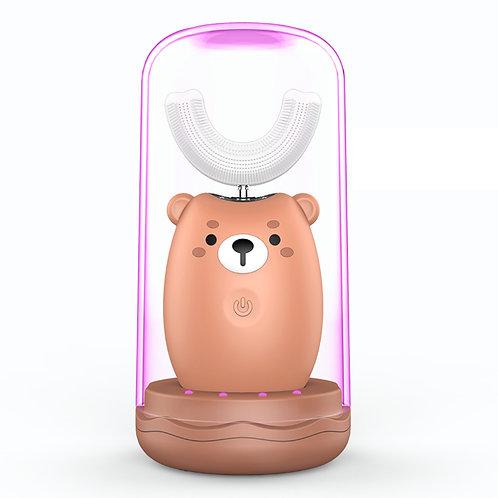 מברשת שיניים חשמלית לילדים דובי