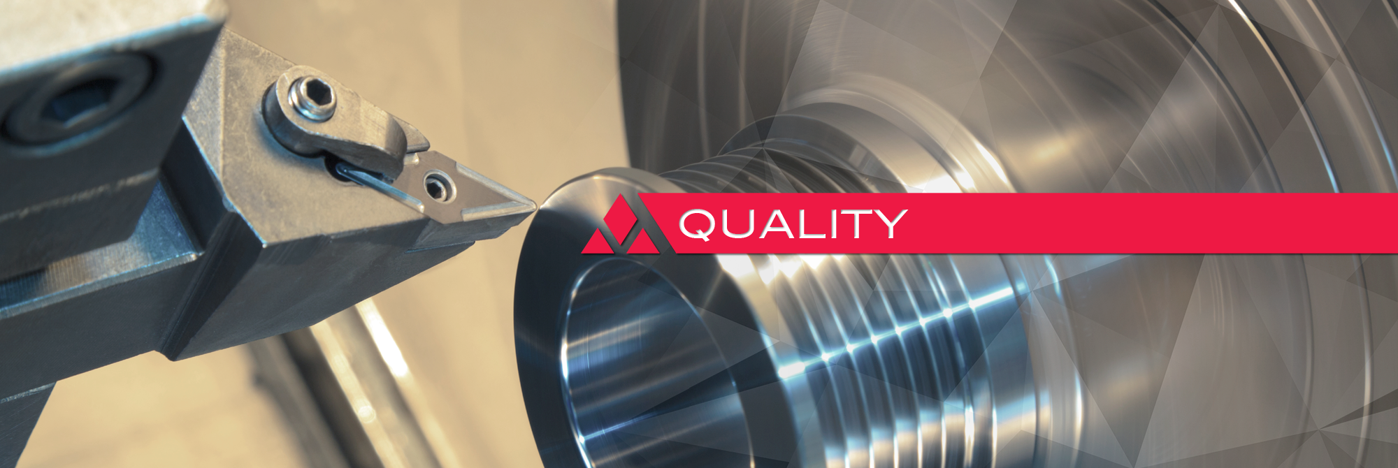 Quality in every machining project