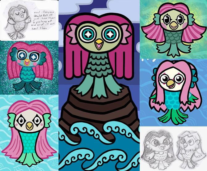 Amabie Drawings