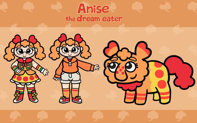 Anise the Dream Eater