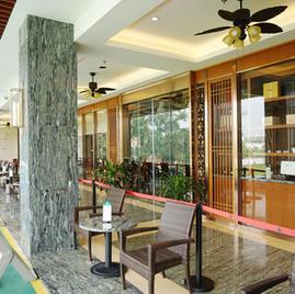 Emerald Minghui Golf Practice Court, Bihai Bay, Shenzhen