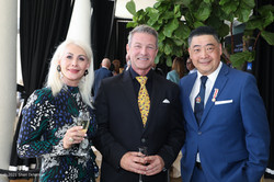 Princess Karen Cantrell, Todd Williamson, Joey Zhou