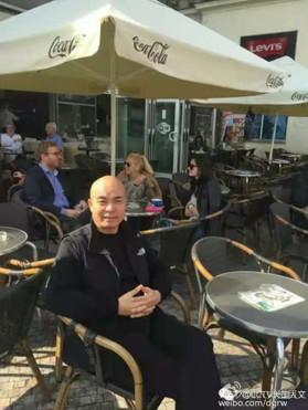 Hanxiang Zhao in a Danish Town