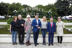 Beverly Hills Art Show - group photo 05-