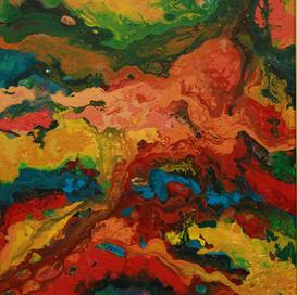 """Colourful Cloud"""