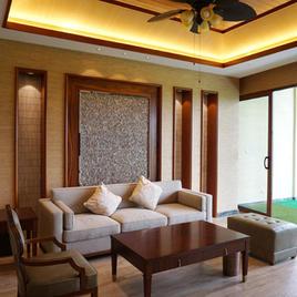 Emerald Minghui Golf Practice Court Bihai Bay Shenzhen