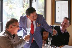 Carlos Amezcua, Joey Zhou, and Philip De Clare