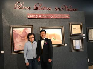 Xinyong Wang in Laguna Beach, CA (2018)