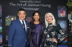 Joey Zhou, Christine Devine, Princess Karen Cantrell