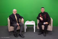 Harrison Engel and Joey Zhou