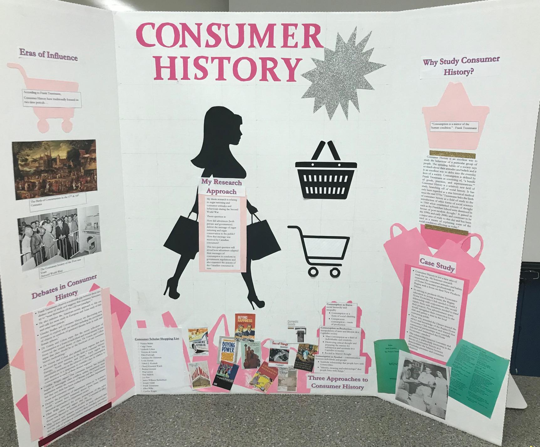 Consumer History