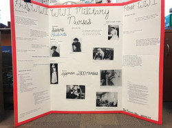 Military Nurses: Poster Presentation