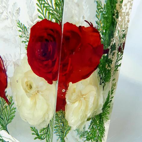 "6x6""floral block"