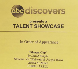 """Sherpa Cop"" featured in ABC Discovers"