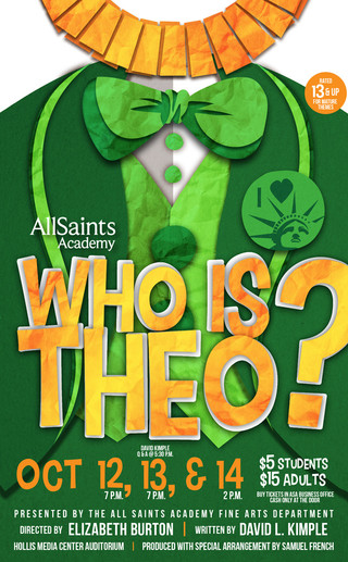 Production Announced: Who is Theo?
