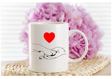 Mug - Motif Saint-Valentin 3