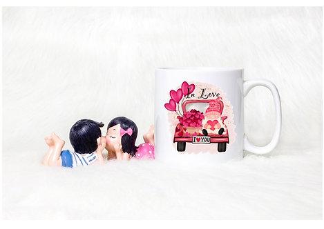Mug - Motif Saint-Valentin 2