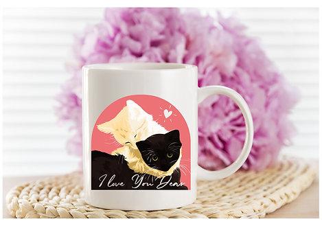 Mug - Motif Saint-Valentin 20