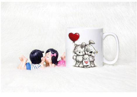 Mug - Motif Saint-Valentin 14