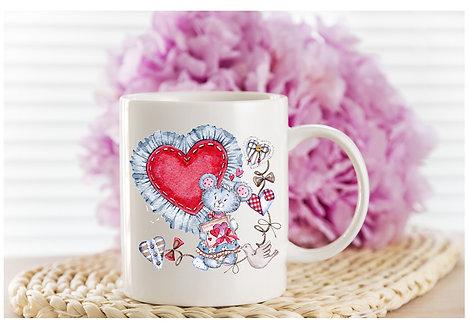 Mug - Motif Saint-Valentin 15