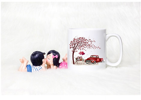 Mug - Motif Saint-Valentin 16
