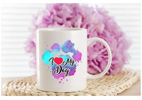 Mug - Motif Saint-Valentin 18