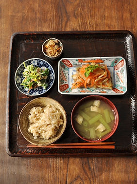 kyoto cooking class Japanese homestyle meal