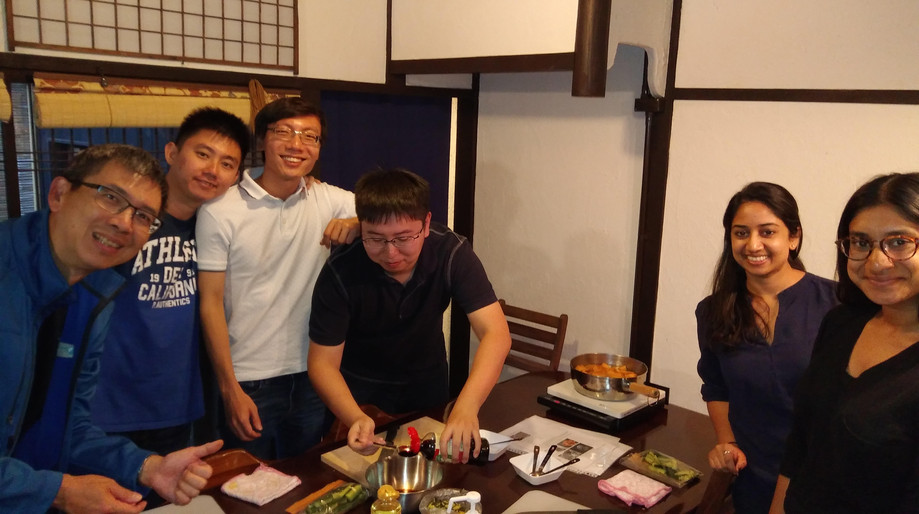Kyoto Japanese cooking classes