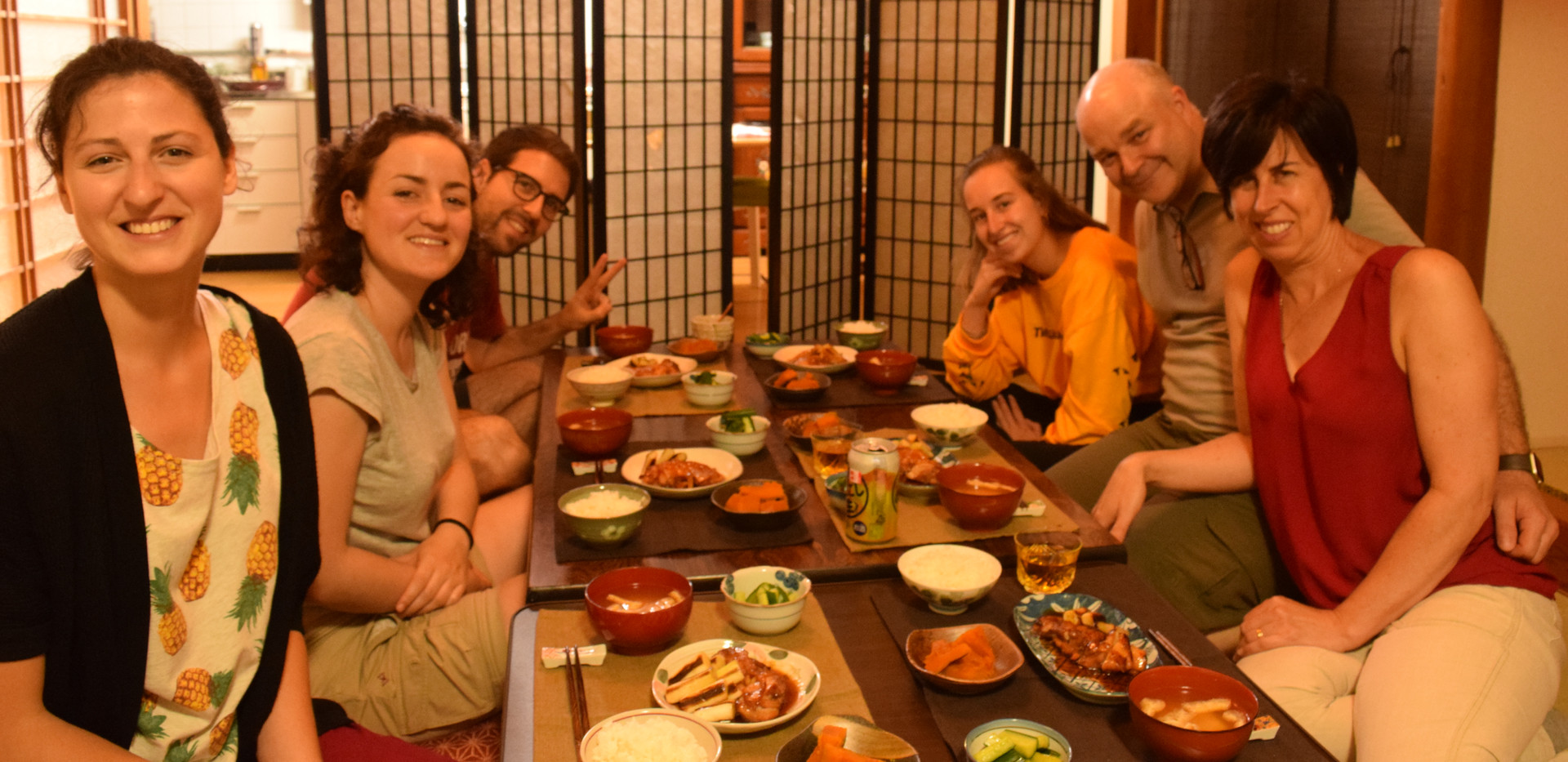 Japanese cooking classes in Kyoto