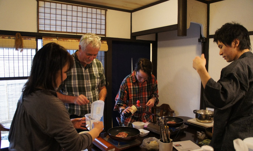kyoto cooking classes