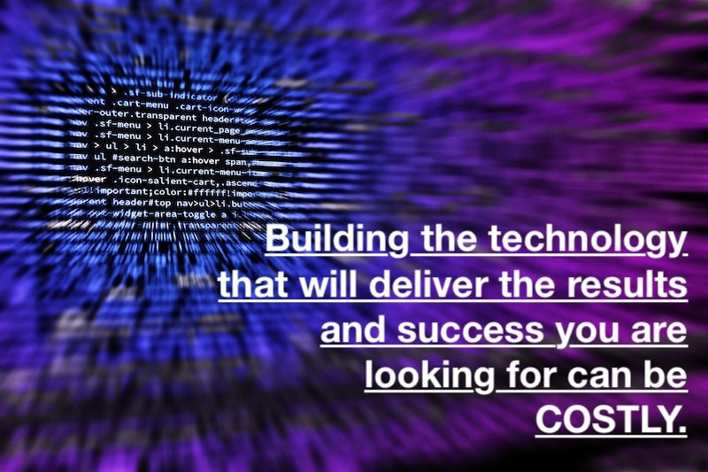 To buy or to build? When it comes to technology, take a very close look at cost and competencies bef