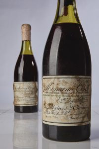 $558,000 for a single bottle of 1945 Romanee-Conti
