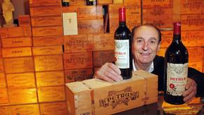 Worlds most prestigious wine collection....