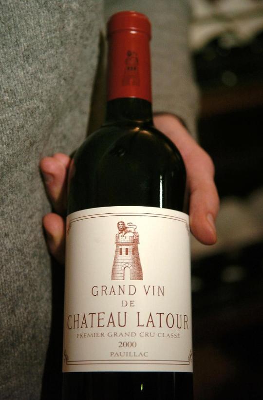 Chateau Latour 2000