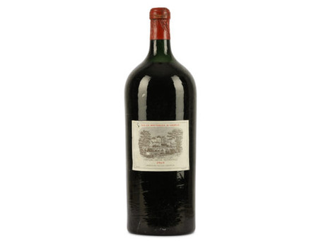 Two fine wine auctions to take place at LWF