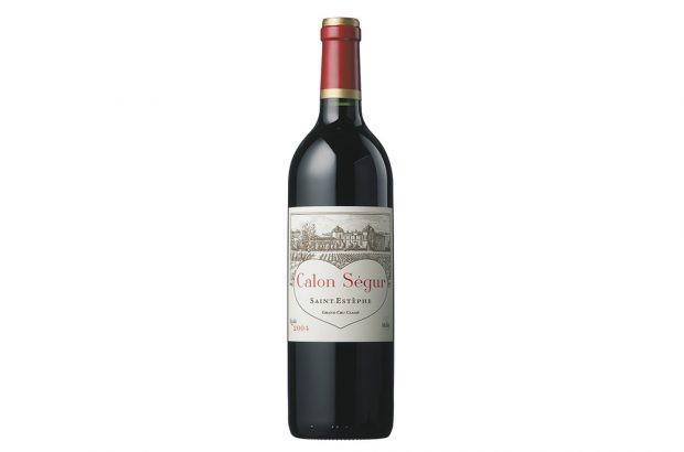 Chateau Calon Segur label