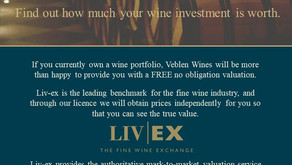Do you know the value of your wine collection?