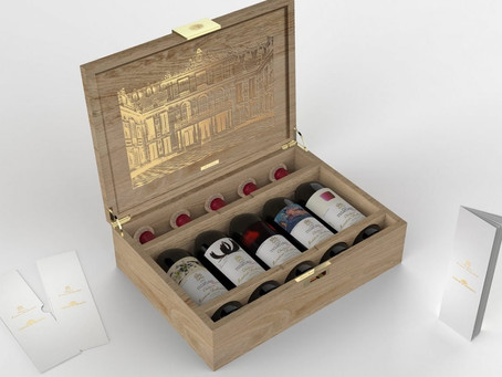 Huge DRC cache and rare Mouton Rothschild break auction records
