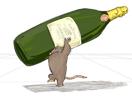 Chinese New Year: the year of the rat or a year for Champagne?