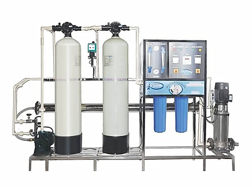 ProOne 500 LPH RO Water Purifier Plant