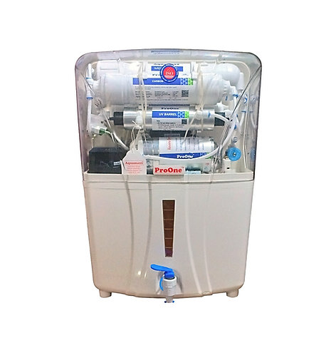 ProOne R4 RO +UV +Tds Controller Water Purifier