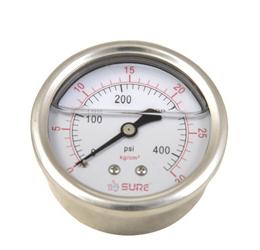 Flow Meter [Pressure Gauge Meter]