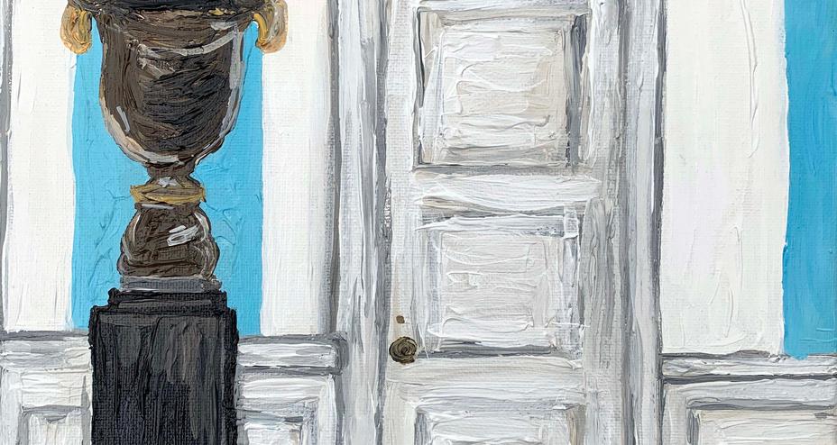Two Doors - details
