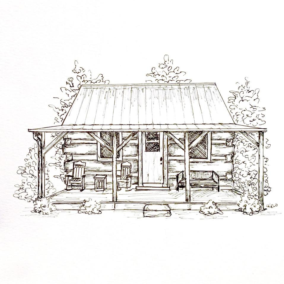 custom house sketches