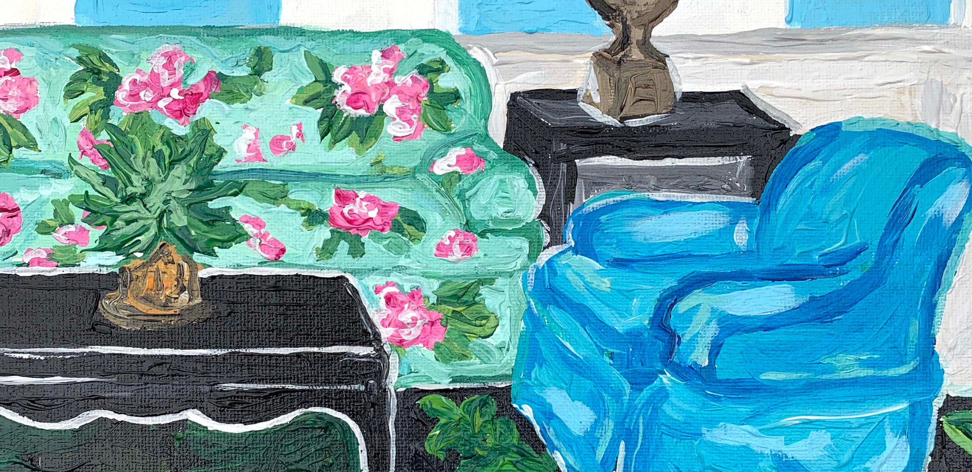 A Place to Sit - details