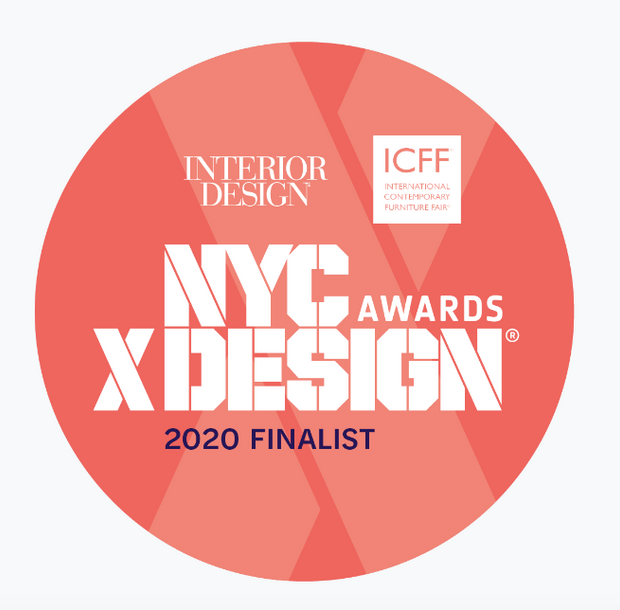 Sawyer & Company Honored to be Selected as NYCxDesign Awards Finalist