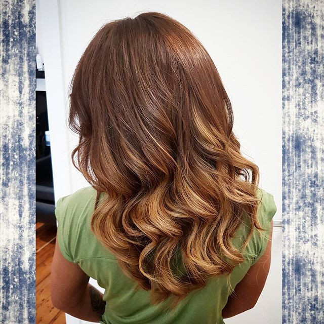 Cut for Hair Extensions