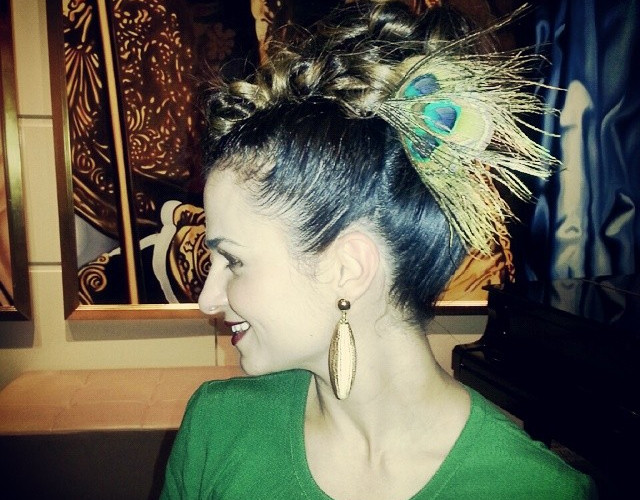 Hairup for a special event
